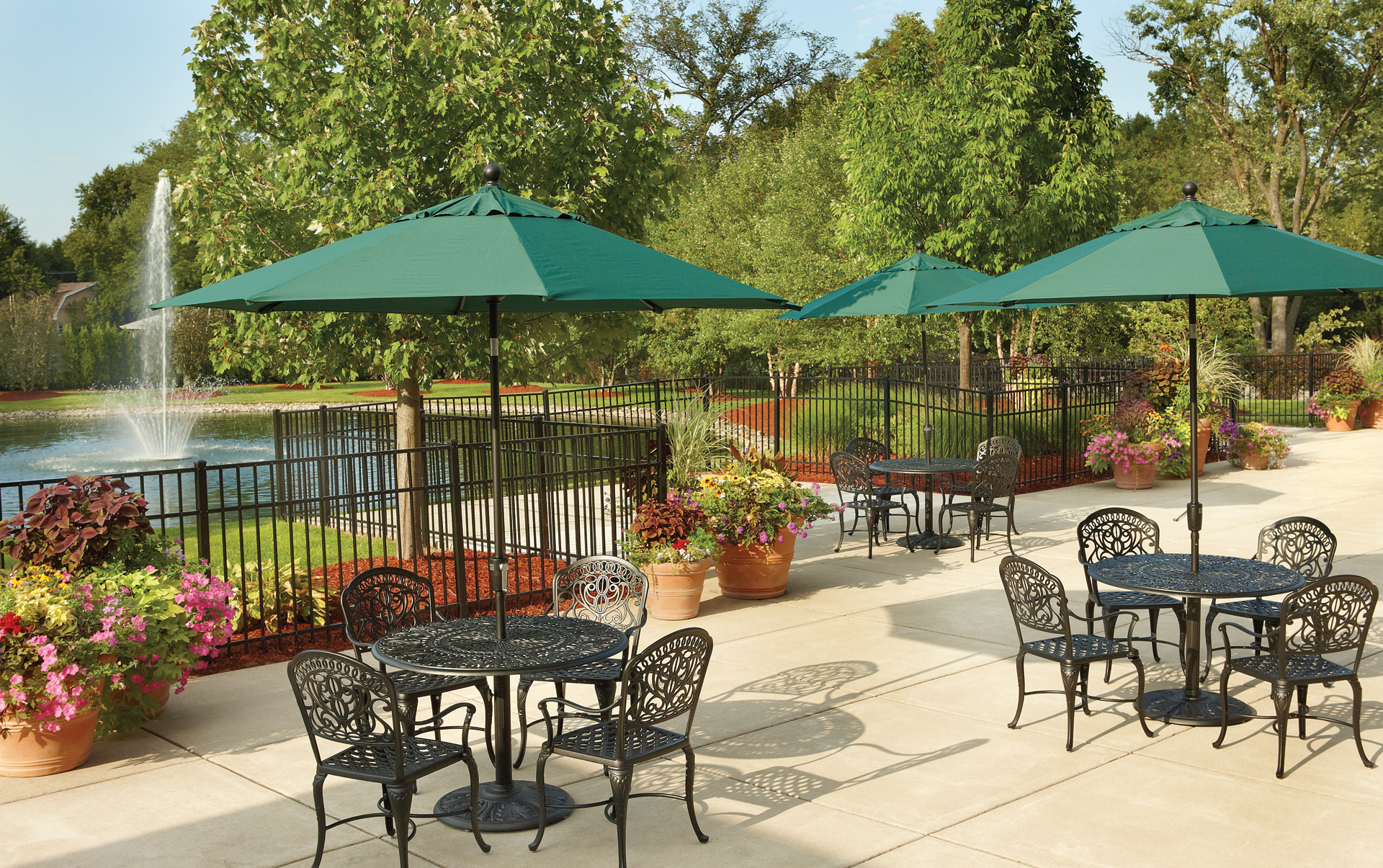 Accommodations glenview terrace glenview il for Terrace homepage